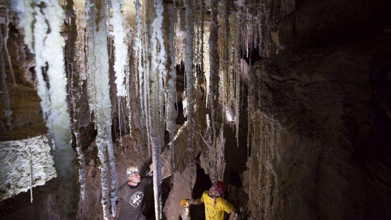 Malham Cave Salt cave 4 @paperslife