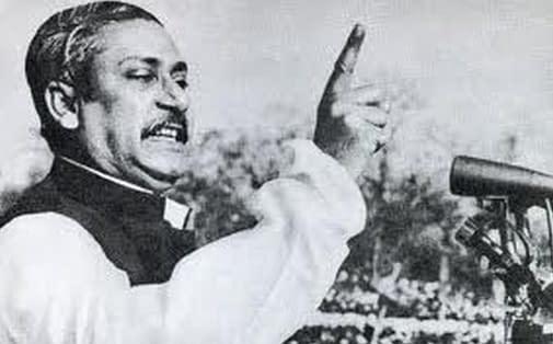 Sheikh Mujibur Rahman #paperslife