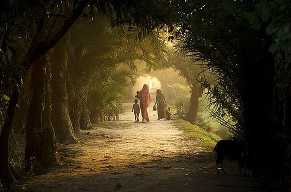 শীতের বাংলাদেশ