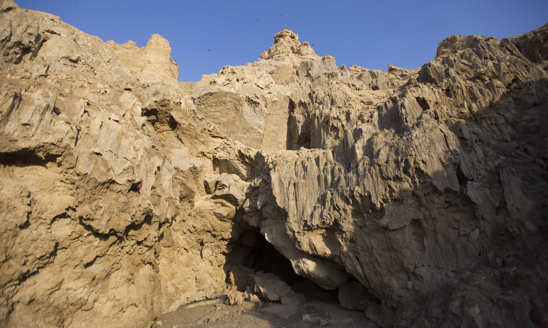 Malham Cave Salt cave 1 @paperslife