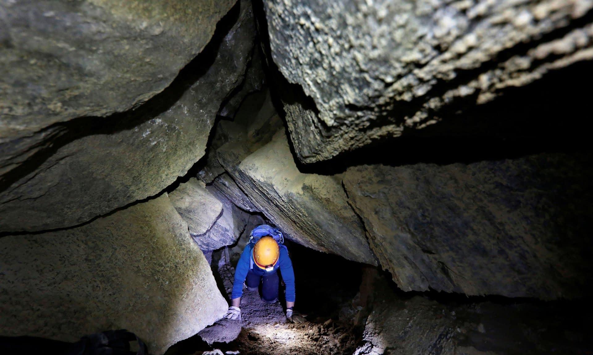 Malham Cave Salt cave 2 @paperslife